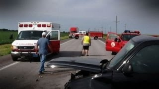 Did Guardian Angel Save Teen?  Katie Lent Saved By Mysterious Priest After Crash