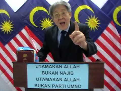 Nothing Is Sacred Najib-Psychotic-Frenzy-UMNO Pledge To Shed Blood