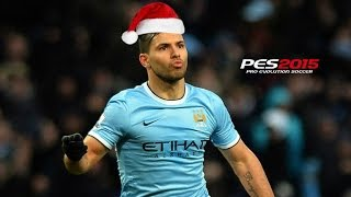 preview picture of video 'Kun Aguero goal~Pes 2015'