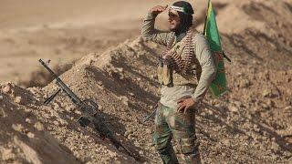 Боевики из Мосула рвутся в Сирию
