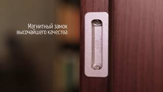 Раздвижные двери в пенал от Академии дверей, надёжная входная дверь Ягуар