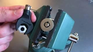 [361] Snap-On Tool Chest Tubular Lock Picked