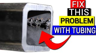Tips To Remove Weld From Tubing