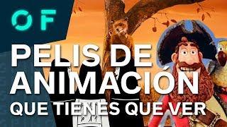 Las MEJORES PELÍCULAS DE ANIMACIÓN (No Disney) | Todo es mentira en el cine y la televisión