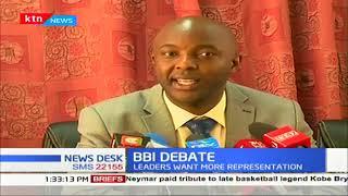 Jubilee leaders dismiss tanga tanga squad's parallel BBI rally, call for more representation