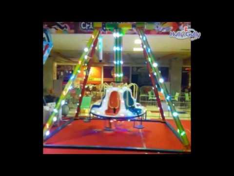 Arial Pendulum Ride