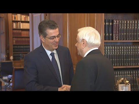 Στον ΠτΔ ο νέος πρόεδρος του ΕΔΔΑ, Λινός-Αλέξανδρος Σισιλιάνος