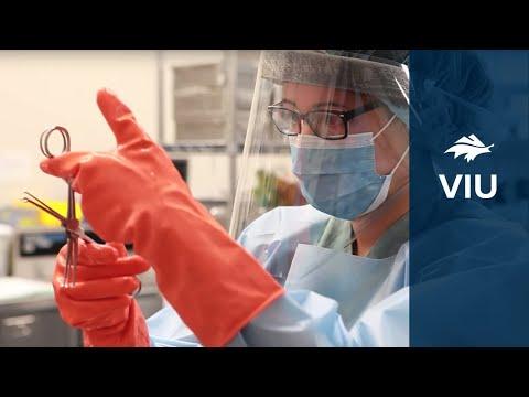 VIU - Medical Device Reprocessing Technician program - YouTube