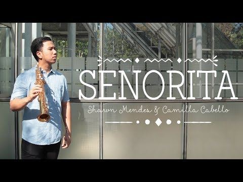 Download Senorita - Shawn Mendes (Saxophone Cover by Desmond Amos) Mp4 HD Video and MP3
