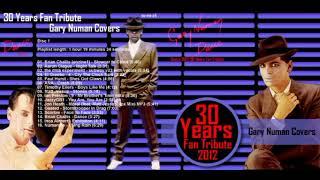 Dance 2012 30 Years Fan Tribute Disc1 Gary Numan