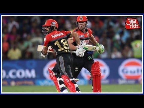 Khabare Superfast: Kohli, De Villiers Hand RCB Nine-Wicket Win And More