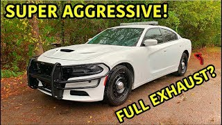Rebuilding A Wrecked 2018 Dodge Charger Police Car Part 9