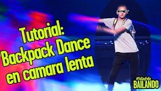 🤓 Tutorial: 🎒 Backpack Dance en Cámara Lenta 🎥