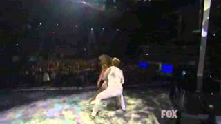 Christina Perri   Jar of Hearts Live on SYTYCD, danced by Allison and Neil
