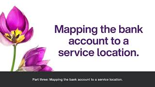 Setting up direct deposit in the TELUS Health Provider portal