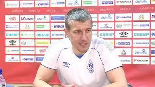 Максим Горбунов: «Статистика была против нас»