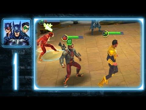 DC Legends - Gameplay Walkthrough Part 1