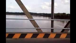 preview picture of video 'Jalan-Jalan di jembatan Kapuas'