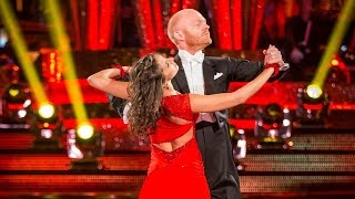 Jake Wood & Janette American Smooth to 'Feeling Good'- Strictly Come Dancing: 2014 - BBC One