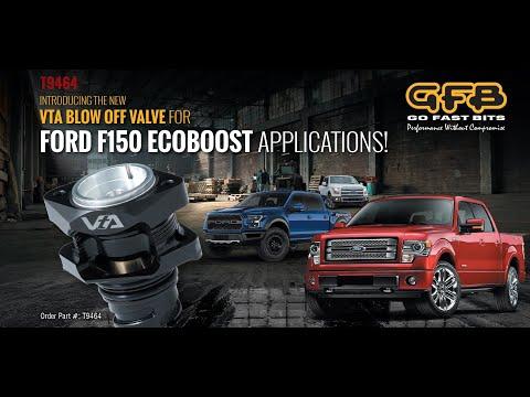 GFB T9464 BOV for Ford F150 Applications