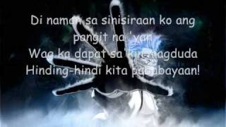 Akin ka na lang by Itchyworms w/ Lyrics