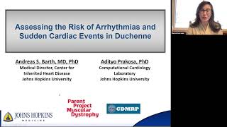 Assessing the Risk of Arrhythmias and Sudden Cardiac Events in Duchenne (March 4, 2021)