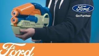 Hoe pas je de snelheid van de ruitenwissers van jouw Ford aan?