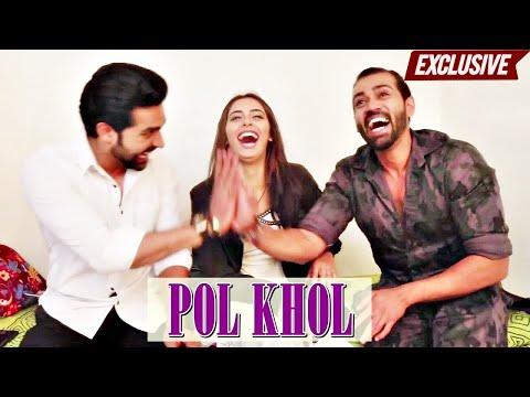 Pol Khol Segment with Adhvik Mahajan, Sana Sayyad & Karan Khanna