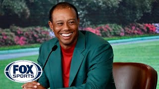 Tiger Woods explains how much his 2019 Masters win meant to him | FOX SPORTS