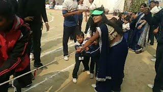 preview picture of video 'मऊ के अमृत पब्लिक स्कूल में दो दिवसीय वार्षिक क्रीड़ा प्रतियोगिता का शुभारंभ | sabsetejnews'
