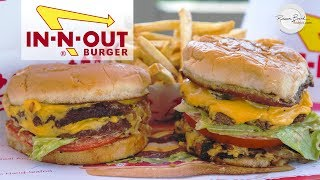 How to Make an In N Out Burger   Deconstruction Reconstruction   Animal Style