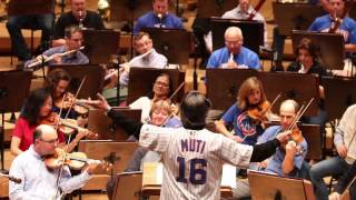 Riccardo Muti/Chicago Symphony Orchestra: Take Me Out to the Ball Game - Go Cubs
