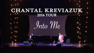 Chantal Kreviazuk - Into Me (Live at the Burton Cummings Theatre)
