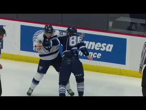 Justin Gill vs. Karl Boudrias
