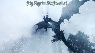 Mods I cam currently using for skyrim
