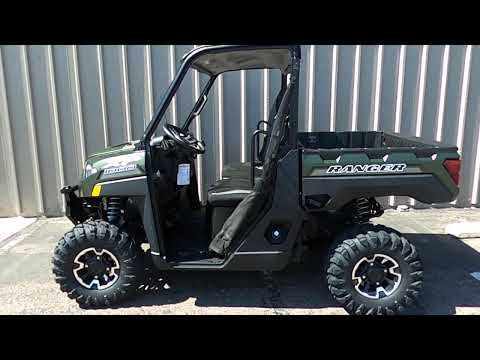 2020 Polaris RANGER XP 1000 Premium