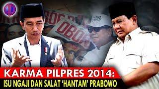 "Download Video K4rma Pilpres 2014: Isu Ngaji dan S4lat ""H4nt4m"" Prabowo MP3 3GP MP4"