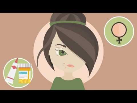 Les helminthes chez les enfants dans 1 an