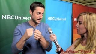 NBCBlacklist at the 2014 NBC Summer Press