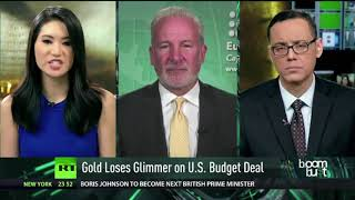 Peter Schiff: If You Understood What This Means, You'd Be Buying Gold As Fast As You Can