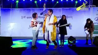Tibetan Musical Concert 2015 At Bylakuppe ( Prashant Tamang) Main Tenu Samjhawan Ki Hindi Cover Song