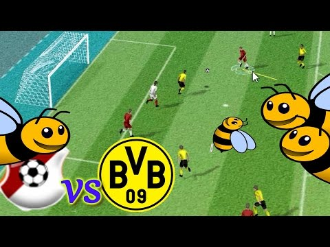 LA PICADURA DE ABEJA | Kamicat Football | Ferchulones - B.Dortmund