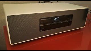 Review: Panasonic SC-DM504 Micro Hifi System
