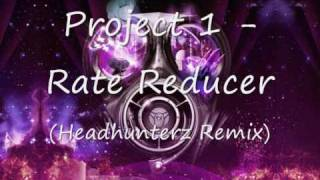 Project 1 - Rate Reducer (headhunterz remix)