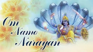 Om Namo Narayanaya Mantra Jaap || Lord Vishnu's Prayar Mantra - Sanjay Vidyarthi #Ambey Bhakti