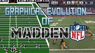 Graphical Evolution Of Madden NFL (1988 2018)