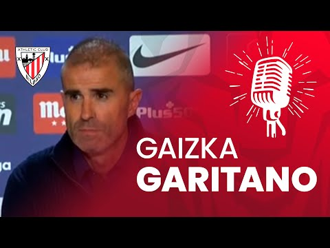🎙 Gaizka Garitano | Atlético de Madrid 2-0 Athletic Club | post-match