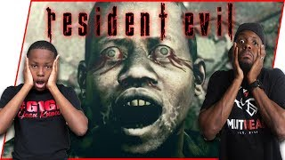 Two Brothers Travel To Africa To Fight A Zombie Outbreak! - Resident Evil 5 Co-Op Walkthrough