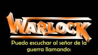 Warlock Out of Control Subtitulado (Lyrics)