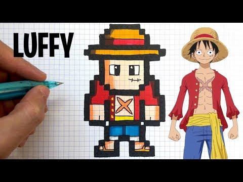 One Piece Pixel Art 006 Chopper смотреть онлайн на Hah Life